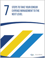 7 Steps to Take Your Concur Expense Management to the Next Level